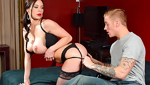 Kendra Lust & Richie Sinister in My Friends Hot Mom